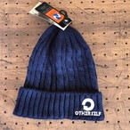 Knit Cap  /  NAVY
