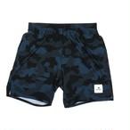 SAYSKY セイスカイ ランニングショーツ Camo Pace Long Shorts - Pixel Camo ピクセルカモフラージュ  EMRSH03 [ユニセックス]