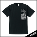 BURITSU GIJIE FISHERMAN Tee : Black 6月中旬〜下旬入荷予定