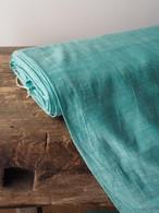 bengal fabric b13 green chambray