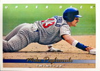 MLBカード 93UPPERDECK Mike Pagliarulo #306 TWINS