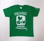 サンシン PEACE&MUSIC tee