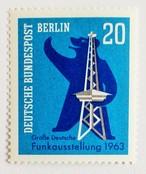 ベルリン放送展 / ドイツ 1963
