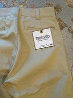 "WASEW ""LP-19 KHAKI TROUSERS"""