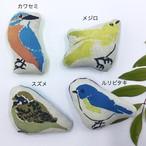 野鳥のマグネット(4種セット)