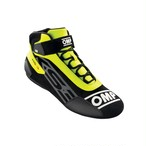 IC/826178 KS-3 SHOES MY2021 Black/fluo yellow