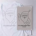 【カセットテープ&ロンT】 BudaMunk - It's Christmas Time!(オンライン限定)