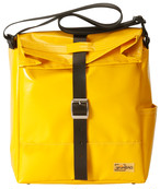 Shoulder City Leather Yellow