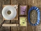 ○再入荷◯自宅で焙煎できるprivate roaster&生豆1kg&KISSACO DIYセット*初めての方も安心・レクチャー動画付き
