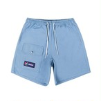 Utility Shorts(Light Blue)