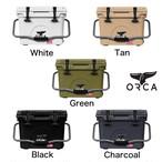 ORCA Coolers 20 Quart オルカ クーラー ボックス キャンプ用品 アウトドア キャンプ グッズ 保冷 クッキング ドリンク オルカクーラーズジャパン