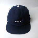 東洋化成×mas. 6PANEL CAP(NAVY)