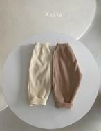 【予約販売】pleats pants〈Aosta〉
