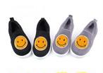 (KIDS)スマイルもこもこフラット 子供靴 キッズシューズ 韓国ファッション