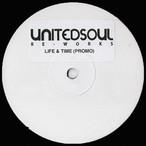 """【予約/12""""】Unknown Artist - Unitedsoul Re-works"""