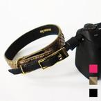 本革カメラハンドストラップ パイソン革 Camera HandStrap Python Leather
