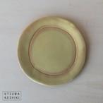 [トキノハ] tetraシリーズ プレートM( 黄)