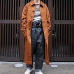 YARMO ヤーモ SHOP COAT TAN (brown)