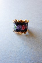 60s vintage ring silver