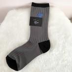 松尾ミユキ ソックス 靴下 Good morning socks Blue bird