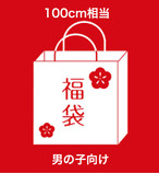 Happy Bag 2020 【100cm相当・男の子向け】