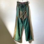 【RehersalL】military patch high waist pants/【リハーズオール】ミリタリーパッチハイウエストパンツ