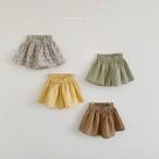 【予約販売】frill pants〈aladin kids〉