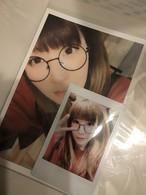 【限定10個】ミズタマリ生誕メッセージ入りポストカード&チェキセット【22日限定】