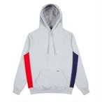 Tri-Color Hoodie(H Grey)