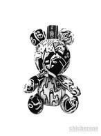 【NYUGUCHI】chicherone ORIGINAL Teddy bear X2