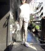 【ROSSO/ロッソ】ウールパンツ(840-248)