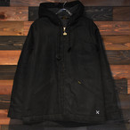 "BLUCO ""HOOD JACKET"" BLACK"