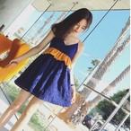 fril summer dress 2037