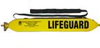 GUARD ガード 海用 ライフガードチューブ LIFEGUARD 救助資器材  イエロー アメリカ製 lgtube-yel 【送料実費】