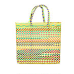 MERCADO BAG MOSAIC - (M) YELLOW - A