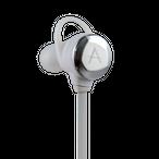 音声アシスト搭載ヒアラブル「APlay/エープレイ」NA1/White(ホワイト)/Bluetoothワイヤレス/Androidスマホ通知読み上げ/音声返信・いいね返信/aptX対応/連続再生8時間