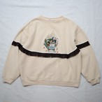 Remake DISNEY Frill Sweat
