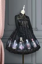 <ハロウィン>ザ・マジックボトルハロウィンザ マッドロリータオープンドレス