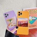 Oil art iphone case