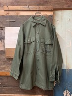 70's USMC UTILITY SHIRT OG107 3rd