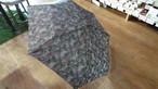強い風に耐える折り畳み傘カモフラージュ柄