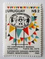 ヘレフォード世界会議 / ウルグアイ 1980