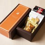 【焼き菓子ギフト】人気焼菓子を詰め込んだ1000円ギフト/可愛い動物型の人気の焼き菓子を詰め込んだギフトセットとなり、ちょっとした贈り物に最適です。