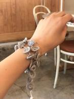 Knit bracelet - 2017 Summer -