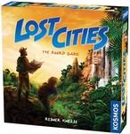 ロストシティ:ボードゲーム 和訳付き輸入版