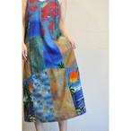 【RehersalL】 aloha camisole dress(mint 2) /【リハーズオール】アロハキャミドレス(ミント2)