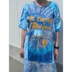 【RehersalL】 big mix T-shirt one-piece(57)/【リハーズオール】 ビッグ ミックス Tシャツ ワンピース(57)