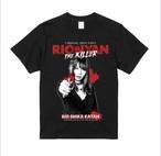 RIO「殺し屋りおにゃん」Tシャツ