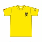 LiliオリジナルTシャツ(もぷイエロー)