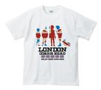 No.0065 パンクコーギー!カラーバージョン Tシャツ
